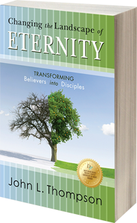 Changing the Landscape of Eternity: Transforming Believers into Disciples Textbook